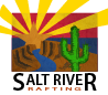 Rafting the Salt River in Arizona Logo